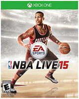 NBA Live 15 New XBOX One