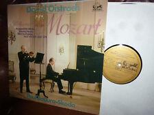 Mozart Selected Works KV 359 360 379, David Oistrach, Skoda, Eurodisc Stereo LP