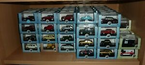 LARGE COLLECTION OF 1:76 & 1:87 SCALE OXFORD DIECAST MODELS - CHOOSE FROM MENU