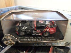 Eagles Race - 1/43 - Dodge Viper GTS-R - JGTC 1997 - #34 Team Taisan