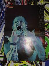 JEFF HARDY & BOOKER T -WRESTLING Doppel Poster 29x42 cm Plakat-W1b