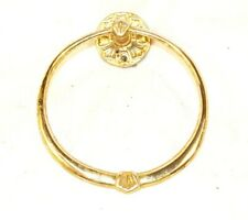 """Gatco Brass Towel Ring 6"""" Bathroom Accessories Wall Mounted"""