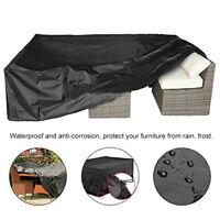 Waterproof Garden Furniture Table Cover Outdoor Patio Dustproof Chair Shelter