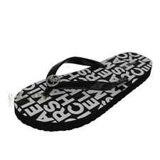 MICHAEL KORS WOMEN MULTI-LOGO FLIP FLOPS/ SLIPPERS NEW
