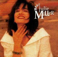 Meet Julie Miller by Julie Miller (CD, 1990, Word) Buddy Shawn Colvin