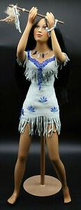 Ashton Drake Doll 'In Praise of the Soaring Spirit' Bilotto Native American RARE