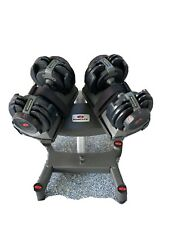 Bowflex SelectTech 220 Adjustable Dumbbell Set And Stand