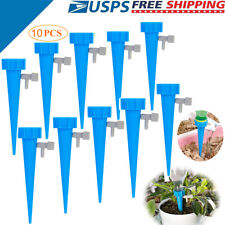 10pcs Automatic Watering Drip Device For Flower Pot Plant Garden Irrigation Tool