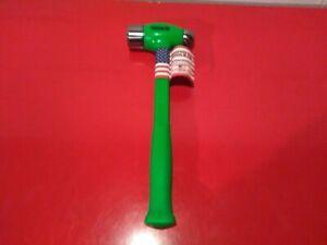 Matco Bh32db DEADBLOW STEEL BALL PEEN Hammer Green 32 OZ