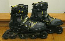 New listing Roller Derby RD Aerio Elite Series Q60 INLINE SKATES / ROLLER BLADES size 12