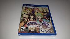 Atelier Shallie Plus Alchemists Of The Dusk Sea PS Vita Game USA Version New