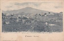 * CATANIA - Nicolosi 1900