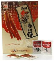 3g X 100bags(300g)_Korean Red Ginseng Powdered Tea, Free shipping from Korea