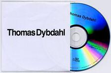 THOMAS DYBDAHL Thomas Dybdahl 2009 12trk promo test CD