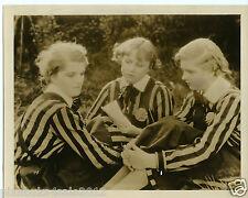 MAEDCHEN IN UNIFORM 1933 vintage original movie still lesbian cult classic RARE