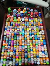 Mighty Beanz Huge Mixed Lot plus Costumes and Cards