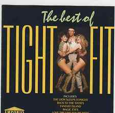 The Best Of - Tight Fit ( Rare CD )