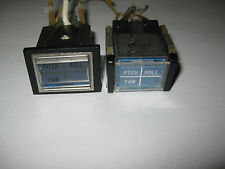 Bell Helicopter 212/412/UH1N Pitch/Roll/Yaw Indicator lot of 2 used