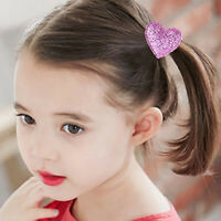 Elastic Star Hair Ropes Princess Baby Girls 2Pcs Hair Ties Hair Accessories~