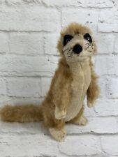 "10.5"" Meerkat Plush Realistic Stuffed Animal Adoption Fiesta Toy"