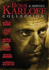 Boris Karloff Collection: 6 Movie Pack (DVD, 2015, 2-Disc Set)