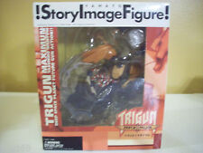 Yamato Story Image Figure Trigun Raidei the Blade