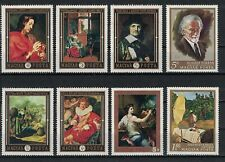 HUNGARY: Small collection of famous art (HNG01) MNH