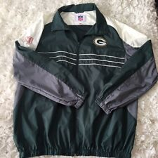 SPORTS ILLUSTRATED GREEN BAY PACKERS COAT JACKET MENS EXTRA LARGE XL EX FAVRE