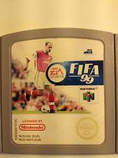 Nintendo 64 - N64 - FIFA 99