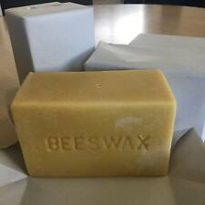Beeswax 1kg Unprocessed Australian 100% Pure Bees Wax  1 kilo Organic NEW STOCK