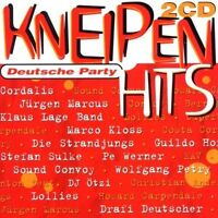 Kneipen Hits-Deutsche Party Anton feat. DJ Ötzi, Oliver Frank, Eav, Hen.. [2 CD]
