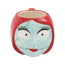 Nightmare Before Christmas Sally 3D Sculpted Jumbo Ceramic Boxed Mug 20oz.