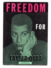 ADDRESSED TO MR.U THANT-GENERAL SECRETARY-FREEDOM FOR TAYSIR QUBA