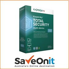 Kaspersky Total Security 2018 3 Device PC 1 Year Fast Email license key