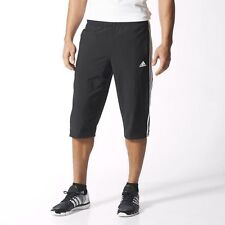 adidas ESS 3S 3/4, Herren Trainingshose, climalite, woven Pant, S88114