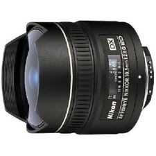 USED Nikon AF DX NIKKOR 10.5mm f/2.8G ED Fixed Fisheye Excellent FREE SHIPPING