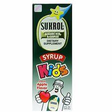SUKROL SYRUP FOR CHILDREN - JARABE PARA NIÑOS 8 FO