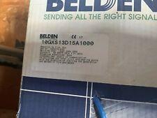 Belden 10Gx13 10Gxs13D15A1000in box 1000 feet