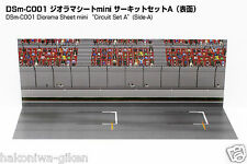 [HAKONIWAGIKEN DSm-C001 (1:43 1:64) 430x302mm] Diorama Sheet mini-W Circuit Set