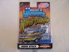 "2003 Muscle Machines Nitro Coupe Series ""Shark Attack"" '91 Corvette ZR-1"