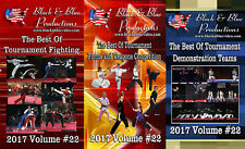 All 3 Best of Series 2017 Vol. 22 Fighting, Forms/Weapons, Demo/Sync Teams 3 DVD
