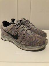 Nike Flyknit Lunar Trainer Racer 1+ MC Multicolor Men's 10.5 Women's 12