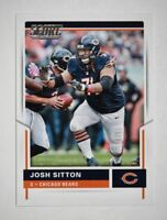 2017 Score #245 Josh Sitton - NM-MT