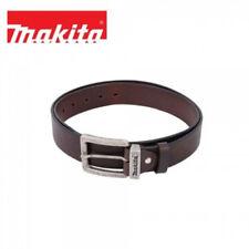 Makita P-72235 Premium Leather Brown Belt Large Size Men Fashion Casual uaj