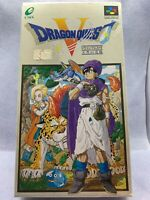 ENIX Super Famicom Dragon Quest V 5 SFC SNES Japan