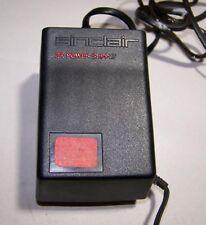 Vintage Sinclair ZX Genuine Power Supply 110V AV 9 V DC Out