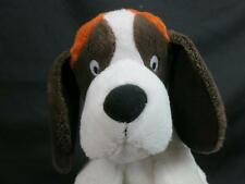 KOHLS CARES FOR KIDS BOOK BROWN DOG BRODY PLUSH DUCK AT THE DOOR ST BERNARD 12""
