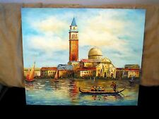 Wholesale reproduction stretched oil paintings 20 X 24, Architecture & Cityscape