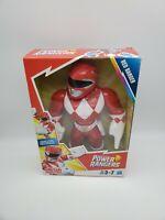 """Hasbro Playskool Heroes POWER RANGERS Red Ranger Action Figure 10""""  NIB"""