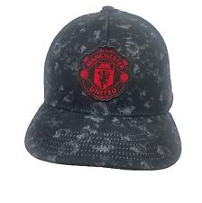 Manchester United Soccer Club Adidas Men's Adjustable Cap